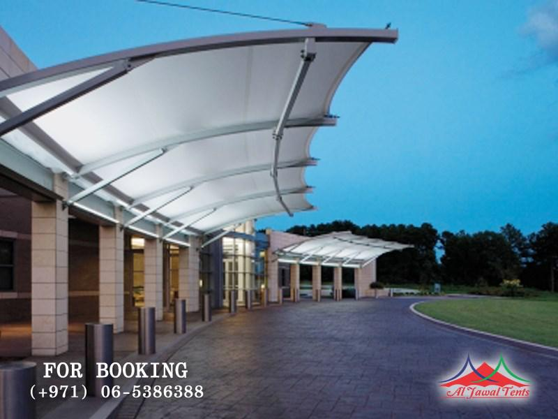 Canopies Manufacturer in Sharjah Ajman Duabi
