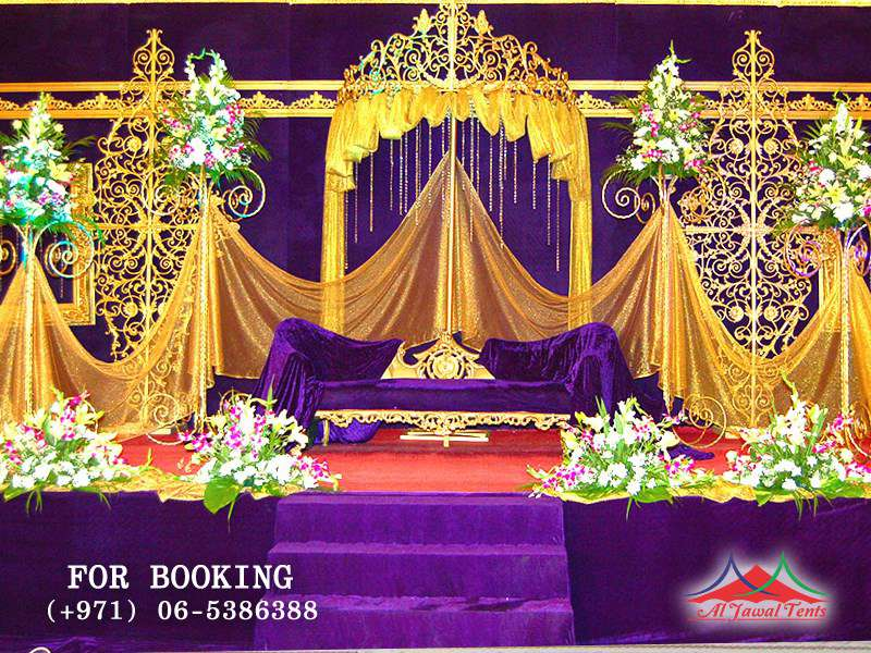 Al jawal wedding stages and event management company in sharjah uae wedding stages wedding stages junglespirit Gallery