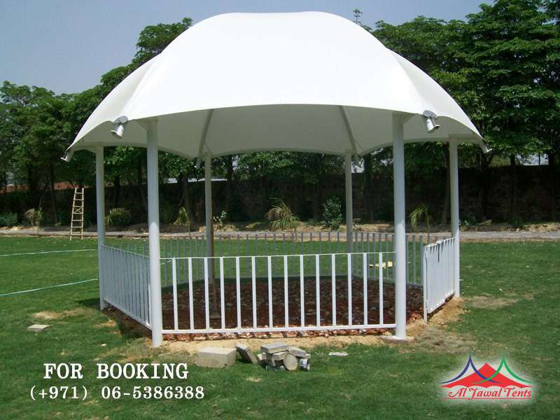 Aljawal Canopies and Sun Shades manufacturing Company in Sharjah