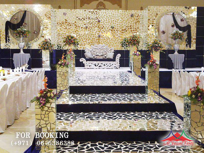Aljawal wedding-stages-sharjah