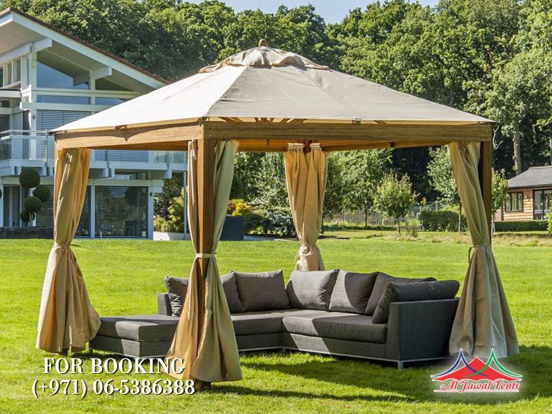 Cabana Shades Canopy suppliers manufacturers Sharjah and Dubai