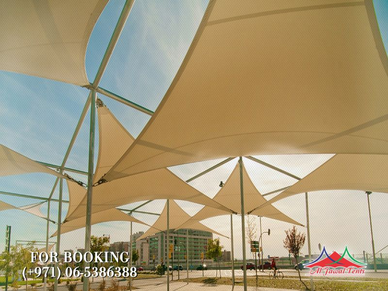 sail shades tents Canopy suppliers manufacturers Sharjah and Dubai