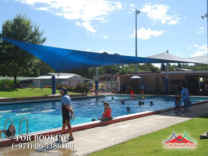 Sail Kids Swiming pool Shades tents Canopy suppliers manufacturers Sharjah and Dubai