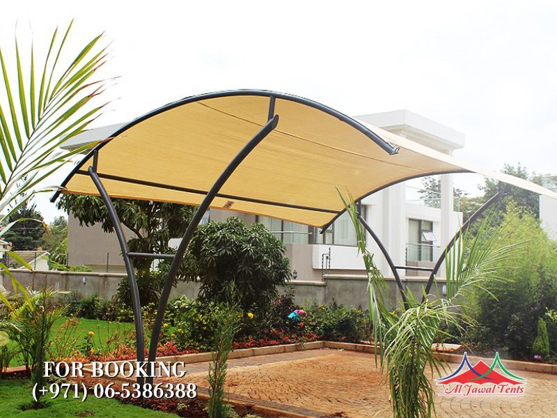 Outdoor Car Parking Shades suppliers manufacturers Sharjah and Dubai