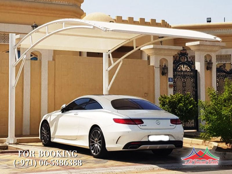 car parking shades suppliers manufacturers Sharjah and Dubai