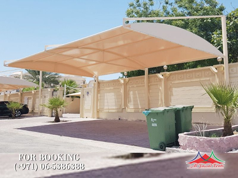 Outside Car Parking Shades suppliers manufacturers Sharjah and Dubai